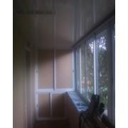 Обшивка балконов и лоджий фото