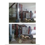 Оборудование для изготовления топливных брикетов и гранул из растительного сырья фото