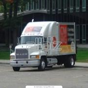 Реклама на мини-автобусах и на транспорте фото
