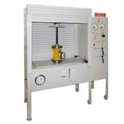Стенд для проверки прочности и герметичности СППГ фото