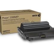 Заправка картриджей Xerox Phaser 3300 MFP X (106R01411) фото