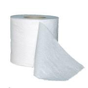 Туалетная бумага Бима целлюлоза двухслойная на гильзе 4,5см/ 11см/ 30м 275 отрывов фото