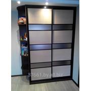 Встроенная мебель, шкафы-купе, гардеробные и др по индивид заказу фото