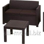 Комплект мебели дачный S4 ALABAMA фото