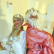 Дед Мороз Фокусник фото