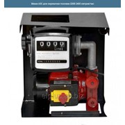 Мини АЗС для перекачки топлива 220В 2400 литров/час фото