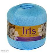 Пряжа Iris (Ирис) (голубой) фото