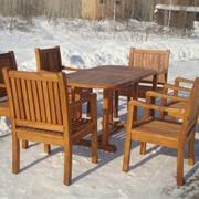 Мебель садовая, уличная мебель от производителя Snow фото