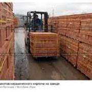 Получение грузов, хранение и сортировка грузов фото