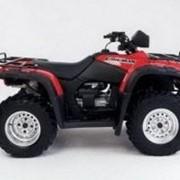 Квадроцикл, Honda, TRX 400FA, квадроциклы фото