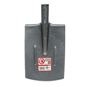 Лопата штыковая траншейная 0,8 кг Intertool FT-2006 фото