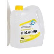 Антифриз А40М Diamond желтый 3 кг фото