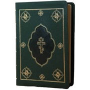075 DC Библия, цвет:зеленый (артикул 11779) фото