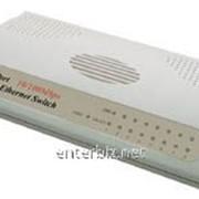 Коммутатор Gembird 10/100Mb 8 ports (NS-8P2), код 57381 фото
