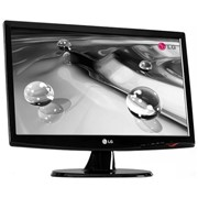 Монитор LG W 2043 S-PF Glossy Black фото