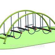 Детское сооружение модель СМ14 Оборудование для детских площадок фото