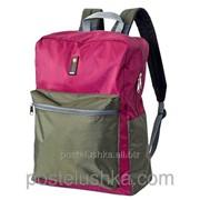 Рюкзак Соло 420 DERBY с карманом для ноутбука 14* хаки Фуксия фото
