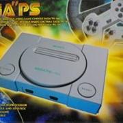 Игровая приставка(Sega Saga (16 bit)) фото