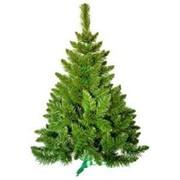 Ёлка новогодняя, зелёная, искусственная, высота 200см фото