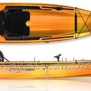 Wilderness Systems Commander-120 - устойчивый каяк для рыбалки и прогулок на спокойной воде фото