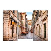 Картина Старый город фото