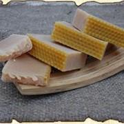 Натуральное мыло Молоко и мед фото