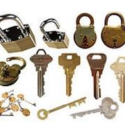 Изготовление всех видов ключей фото