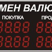 Табло курсов валют фото