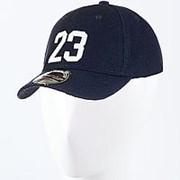 Бейсболка 82017-33 темно-синий фото
