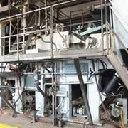 Двухсеточная машина для производства тест-лайнера, топ-лайнера, крафт-лайнера, картона основы для гипсокартонных плит, каротна для производства гильз фото