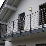 Ограждения балконов фото