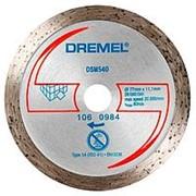 Алмазный отрезной диск DREMEL DSM540 Ø 77 мм фото