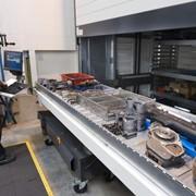 Стеллажи для торговых компаний проект: Ковистон Авто Ой, Финляндия фото