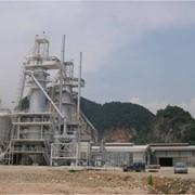 Оборудование для производства извести. Промышленные печи для обжига извести. фото