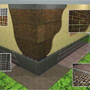 Сетки IZAR для армирования строительных конструкций и элементов фото