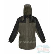 """Куртка """"Зенит-С"""" цвет хаки+черный, Оксфорд фото"""