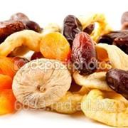 Десерты из сушенных фруктов фото