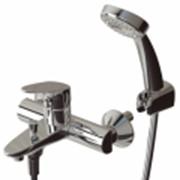 Смеситель для ванны Drop F64898C-B Bravat фото