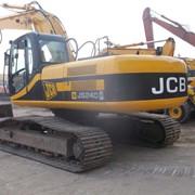 Аренда гусеничного экскаватора JCB JS 240LC фото