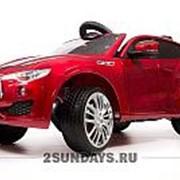 Детский электромобиль Maserati Levante 4WD T005MP красный глянец фото