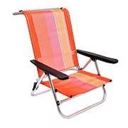 "Кресло ""ORANGE"" на низких ножках, 5 положений, 79x62x75см, 2,2кг (BoyScout)"