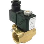 """Газовый клапан Emmeti 1/2""""F 230V закрытый фото"""