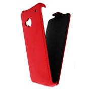 Чехол-флип HamelePhone для HTC One Dual 802D (красный) фото