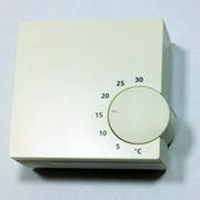 Терморегулятор. Термостат для электрического отопления Salus RT10 фото