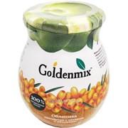 Облепиховый десерт Goldenmix с яблоком, 270г фото