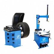 Complex 1 Zuver Комплект шиномонтажного оборудования фото