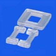 Пряжка 12 мм ПА для полипропиленовых лент (PP) фото