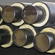 Трубы изолированные фото