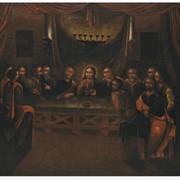 Икона «Тайная вечеря» фото
