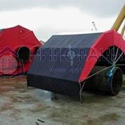 Укрытие (палатка) для сварщика типа Сфера фото